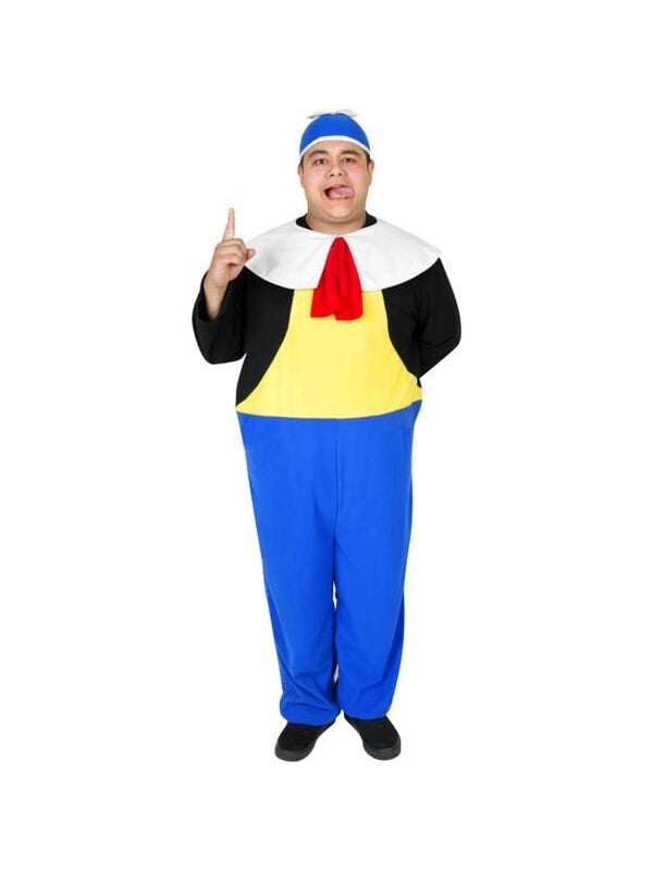 Adult Tweedle Dum Costume-COSTUMEISH