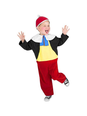 Child Tweedle Dee Costume