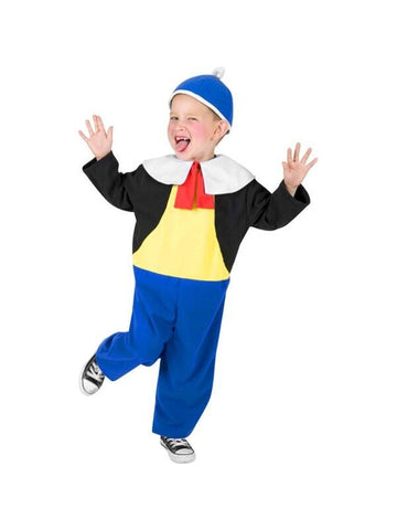 Child Tweedle Dum Costume-COSTUMEISH
