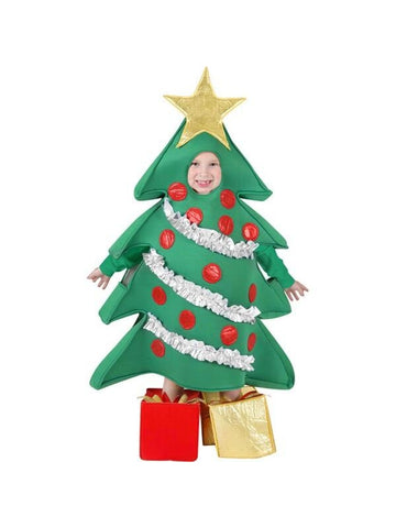Child Christmas Tree Costume-COSTUMEISH