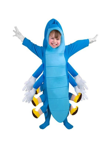 Toddler Caterpillar Costume-COSTUMEISH