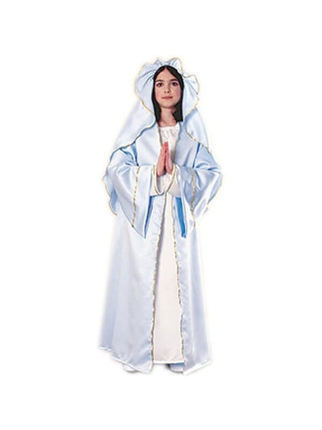 Child's Deluxe Mary Biblical Costume