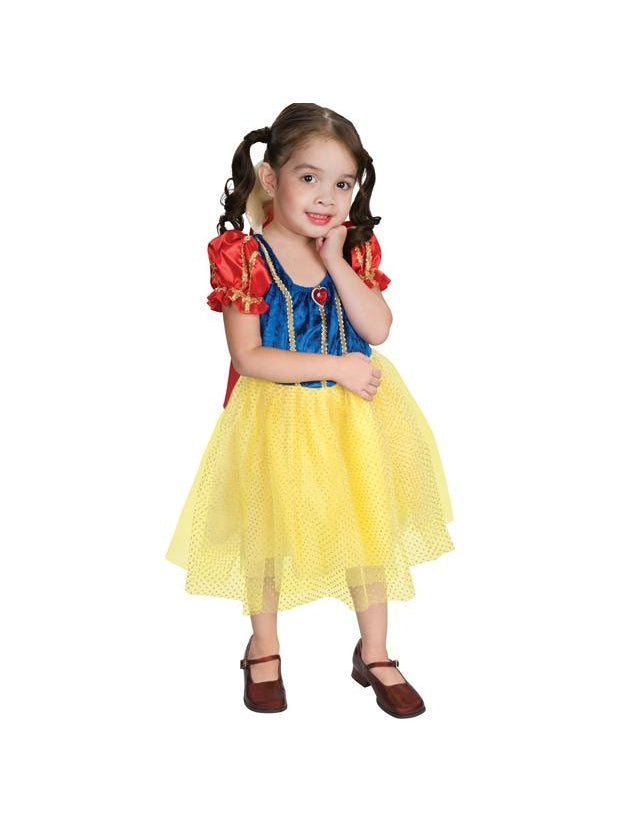 Toddler Snow White Costume-COSTUMEISH
