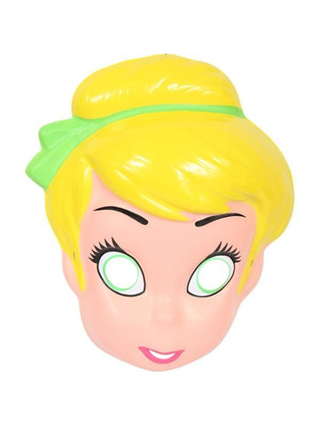Childs Tinkerbell PVC Mask-COSTUMEISH
