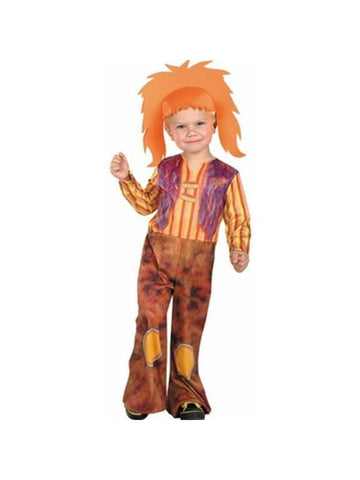 Toddler Moe Doodlebops Costume