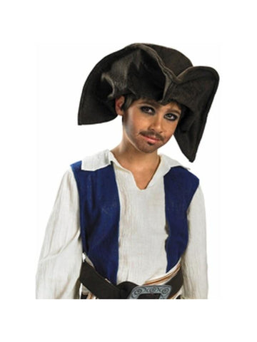 Child's Jack Sparrow Pirate Hat