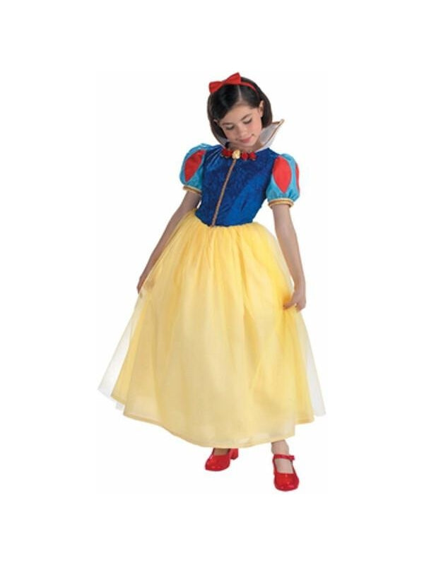 Toddler Disney Snow White Costume-COSTUMEISH