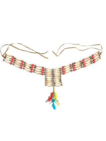Indian Costume Necklace