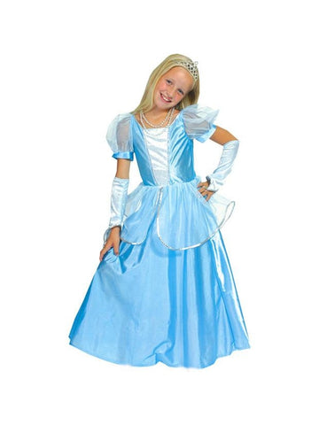Child's Deluxe Cinderella Costume-COSTUMEISH