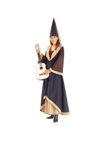 Woman's Medieval Maiden Dress Costume