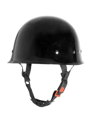 Adult Black Swat Team Helmet