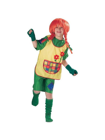Child's Peppy Swedish Girl Costume