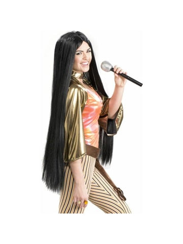 Womans 60's Pop Star Costume Wig-COSTUMEISH