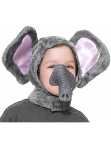 Child's Animal Elephant Costume Kit