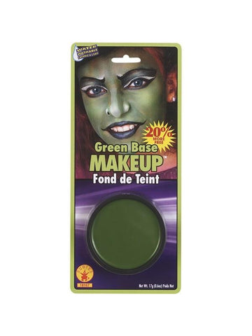 Green Grease Make Up-COSTUMEISH
