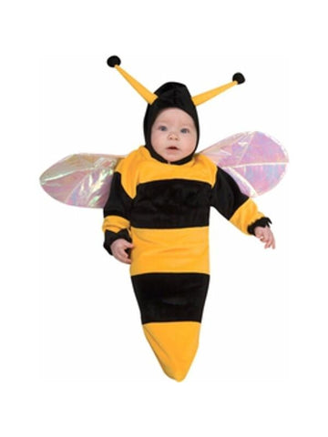Baby Bunting Bumble Bee Costume-COSTUMEISH