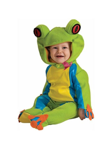 Baby Colorful Tree Frog Costume-COSTUMEISH