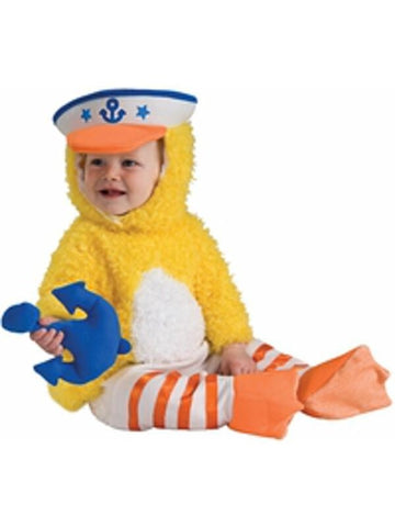 Baby Cute Rubber Ducky Costume-COSTUMEISH