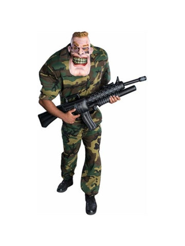 Adult Oversized Army Man Costume-COSTUMEISH
