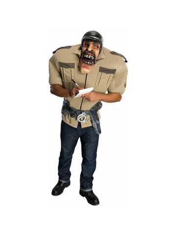 Adult Oversized Police Officer Costume