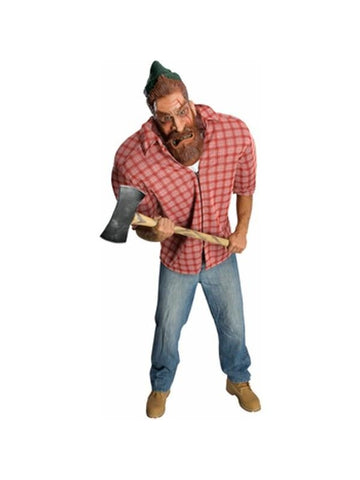 Adult Oversized Lumberjack Costume-COSTUMEISH
