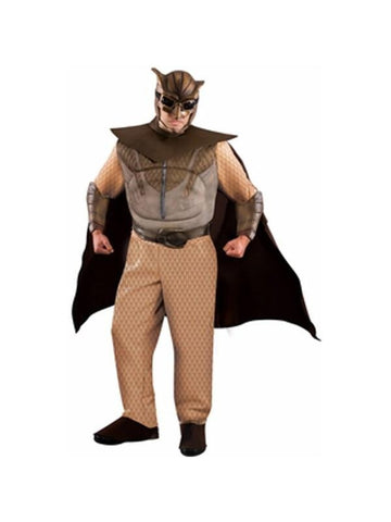 Adult Plus Size Watchmen Night Owl Costume-COSTUMEISH