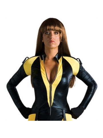 Adult Watchmen Silk Spectre Wig-COSTUMEISH