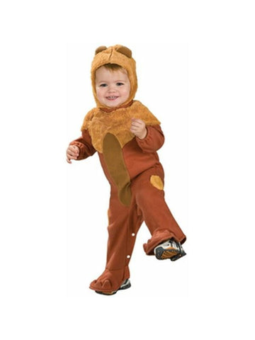 Baby Wizard Of Oz Cowardly Lion Costume-COSTUMEISH