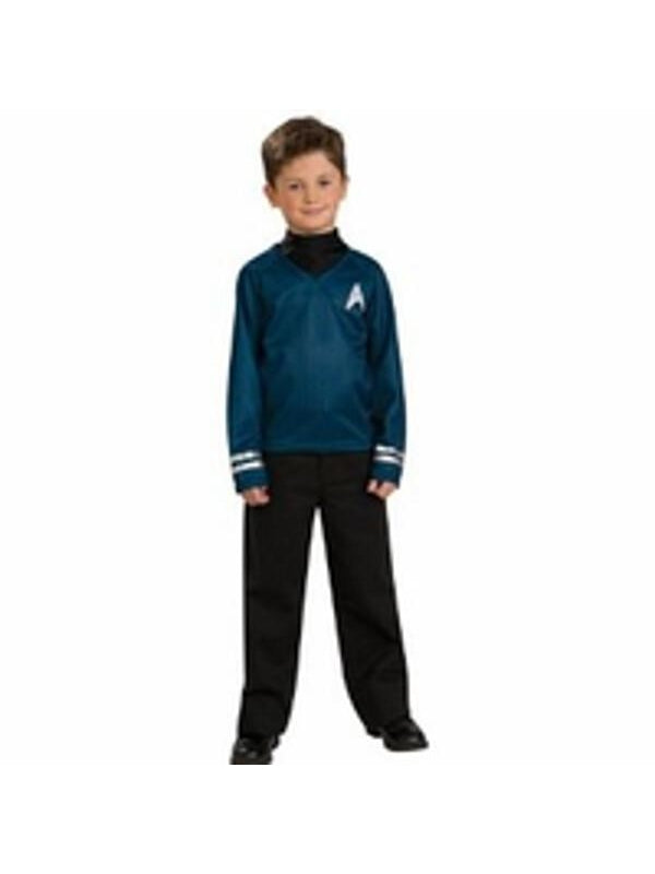 Child's Spock Star Trek Costume-COSTUMEISH