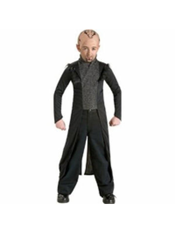 Childs Star Trek Nero Costume-COSTUMEISH
