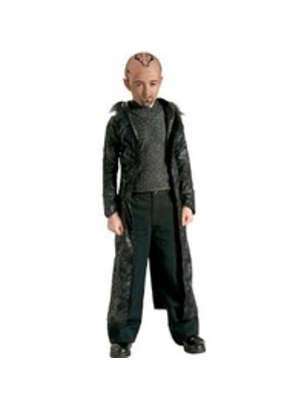 Child's Star Trek Deluxe Nero Costume-COSTUMEISH