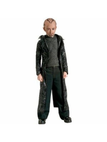 Child's Star Trek Deluxe Nero Costume