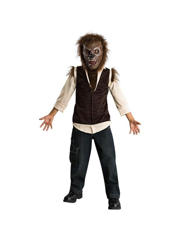 Child's The Wolfman Costume-COSTUMEISH