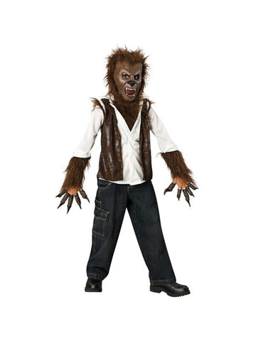 Childs Deluxe The Wolfman Costume-COSTUMEISH