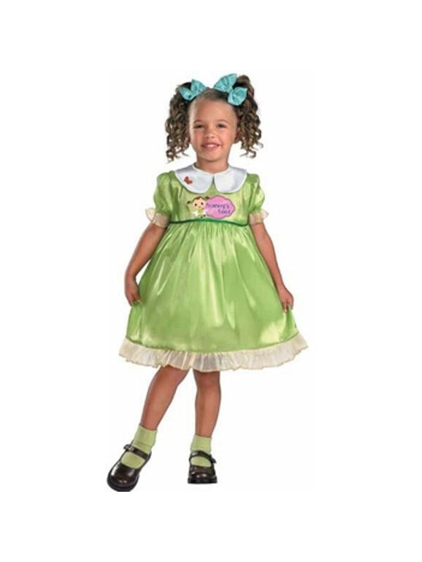 Toddler Frannys Feet Costume-COSTUMEISH