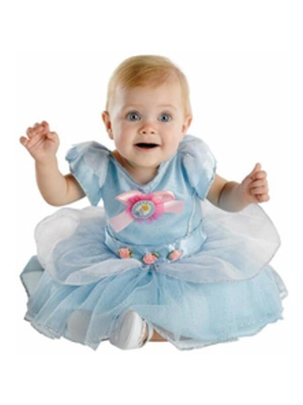 Baby Adorable Cinderella Costume-COSTUMEISH