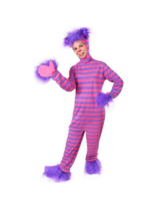 Adult Cheshire Cat Costume-COSTUMEISH