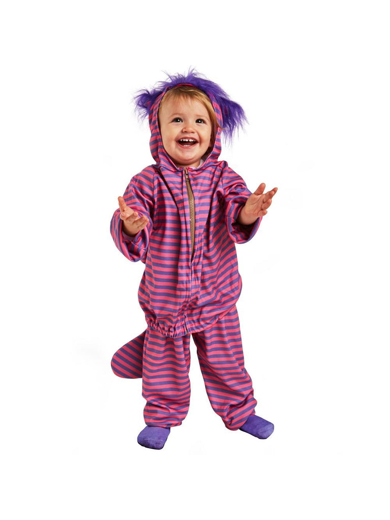 Toddler Cheshire Cat Costume-COSTUMEISH