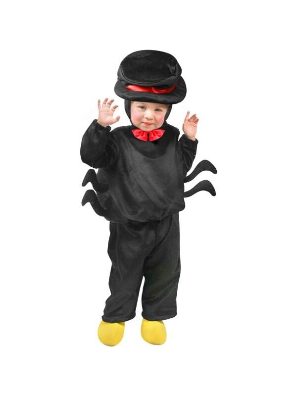 Toddler Spider Costume-COSTUMEISH