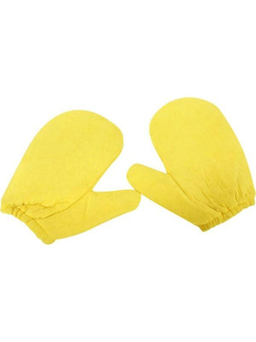 Yellow Lightning Mouse Gloves-COSTUMEISH
