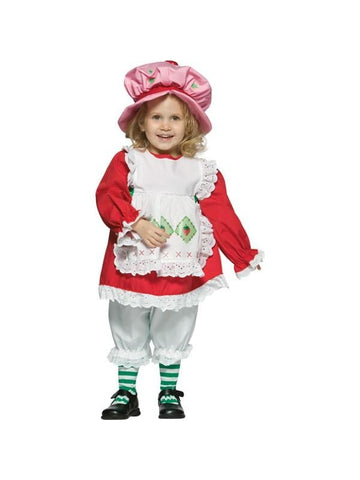 Baby Shortcake Costume-COSTUMEISH