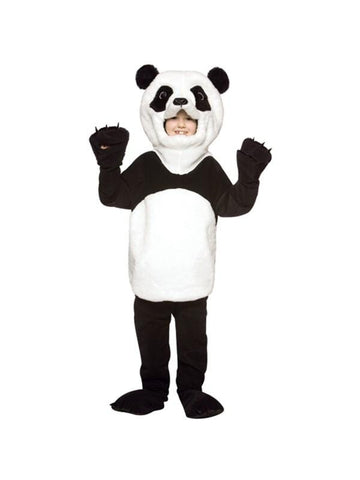 Child Deluxe Panda Bear Costume-COSTUMEISH
