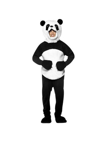 Adult Deluxe Giant Panda Bear Costume-COSTUMEISH