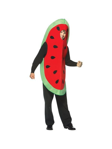 Adult Watermelon Slice Costume-COSTUMEISH