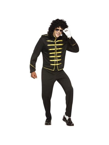Adult 80s Pop Star Costume-COSTUMEISH