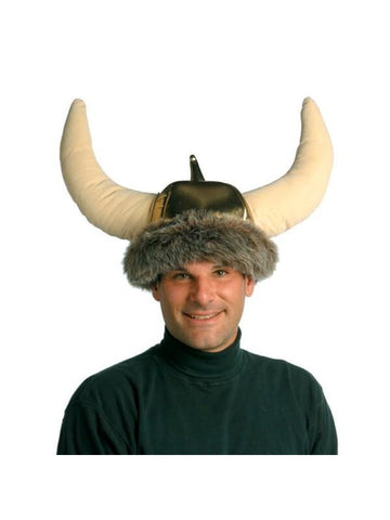 Adult Deluxe Viking Hat-COSTUMEISH
