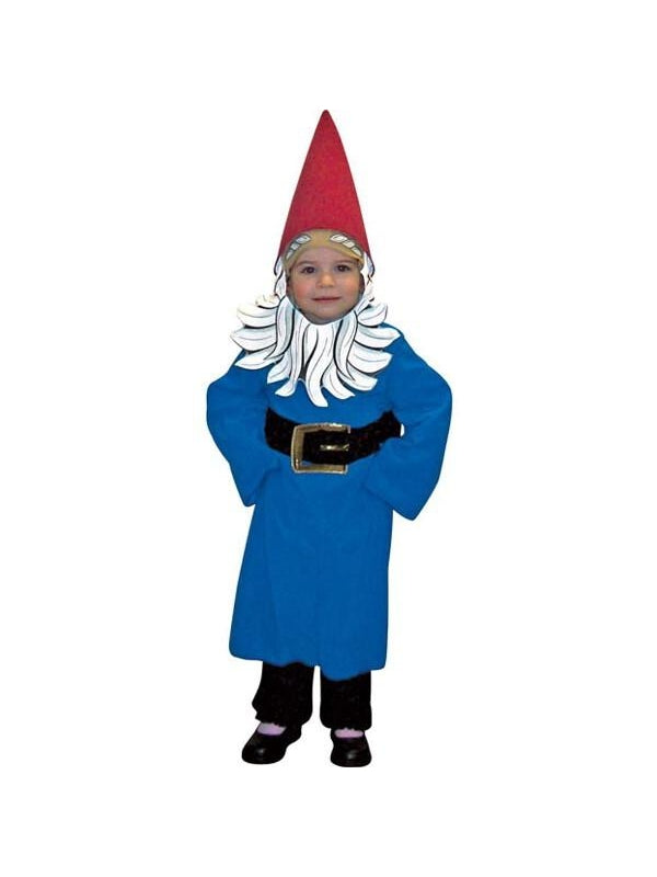 Toddler Travelocity Gnome Costume-COSTUMEISH