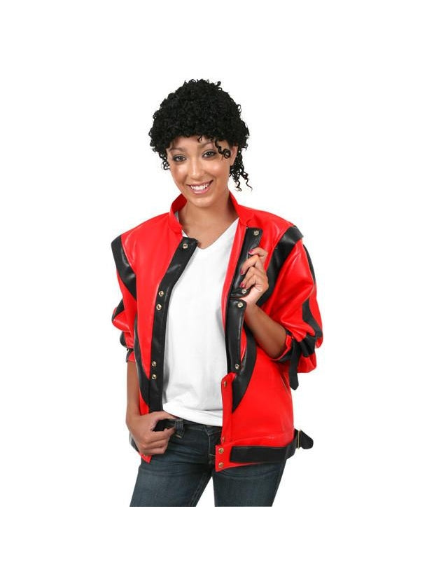 Adult King of Thrills Red Jacket-COSTUMEISH
