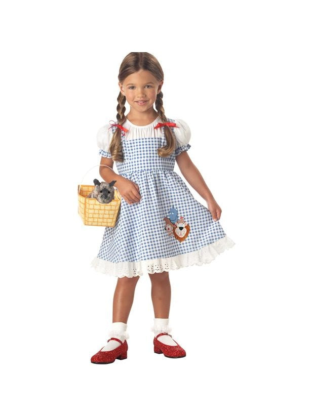 Child's Wizard Of Oz Dorothy Costume-COSTUMEISH