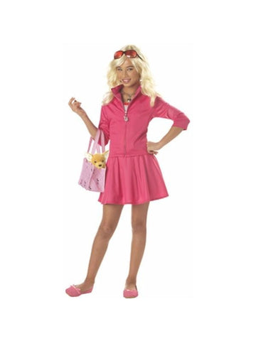 Preteen Legally Blonde Costume-COSTUMEISH